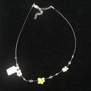 Lia Sophia girls Necklace